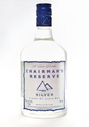 Chairman's Reserve Silver Rum label unavailable