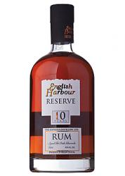 English Harbour Reserve 10 year old label unavailable