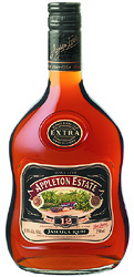 Appleton Estate Extra 12 Year Old Jamaica Rum label unavailable