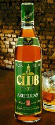 Arehucas Ron Club 7 label unavailable
