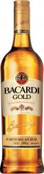 Bacardi Gold label unavailable