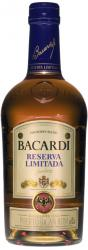 Bacardi Reserva Limitada label unavailable