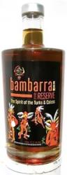 Bambarra 8 yr Reserve Rum label unavailable
