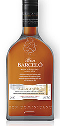 Barceló Gran Añejo label unavailable