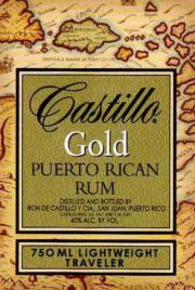 Castillo Gold label unavailable
