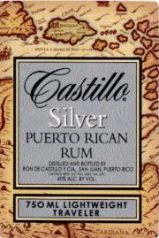 Castillo Silver label unavailable