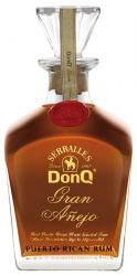 Don Q Gran Añejo label unavailable