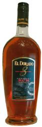 El Dorado 8 Year Old Demarera Rum label unavailable