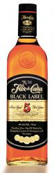 Flor de Caña Black Label 5 label unavailable