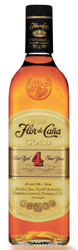 Flor de Caña Gold 4 label unavailable
