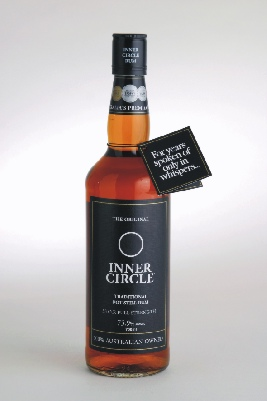 Inner Circle Rum Pty Limited label unavailable