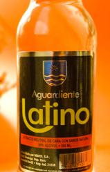 Aguardiente Latino label unavailable