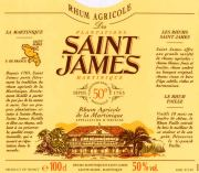 St James Rhum Paille label unavailable